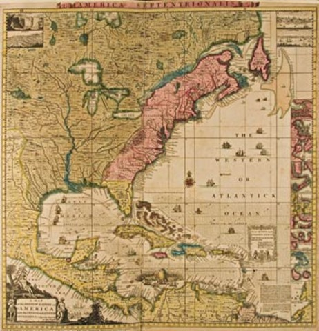 Spaniards founded the first Catholic settlement in North America