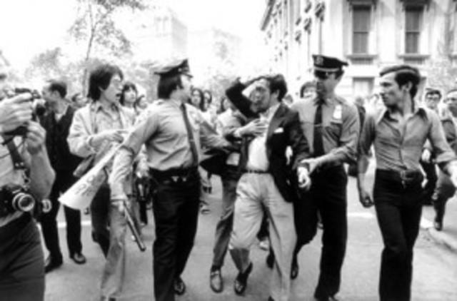 New York Chinatown Riots
