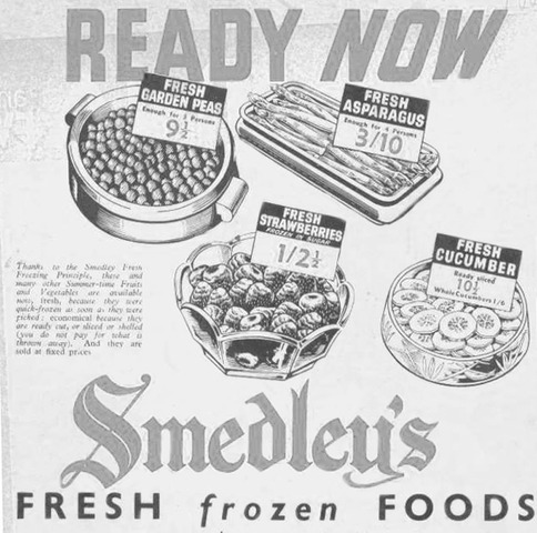 Frozen Food