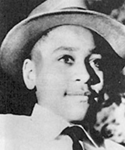 1955 Emmett Till (racism)