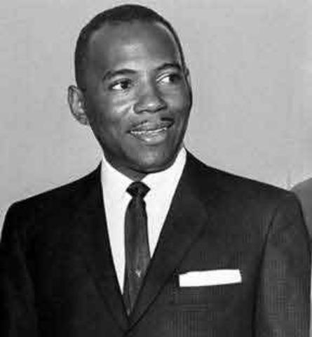 1962, Oct. 1 James Meredith (racism)