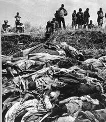 1968-1996: Guatemala (Genocide)