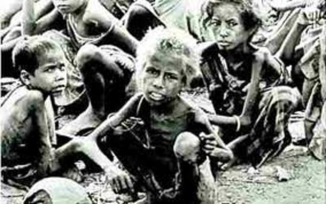 1975-1999: East Timor under Indonesian occupation (Genocide)