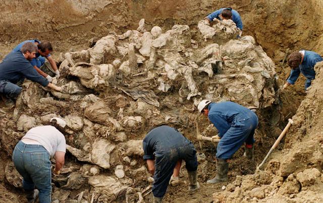 1991-1995: Bosnia and Herzegovina (Genocide)