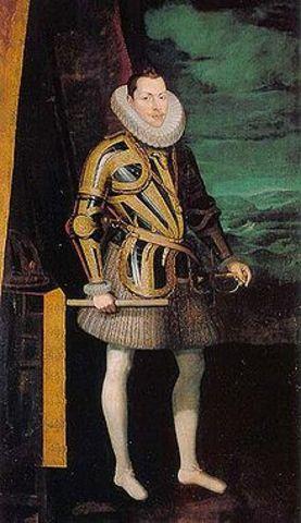 Philip III of Spain.