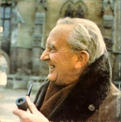 Lord Of The Rings Author JRR Tolkien's Bday