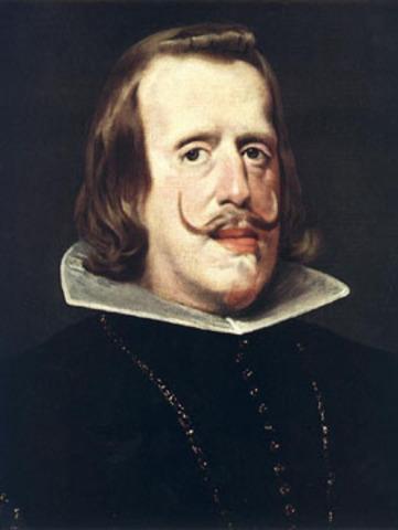 Philip IV of Spain.