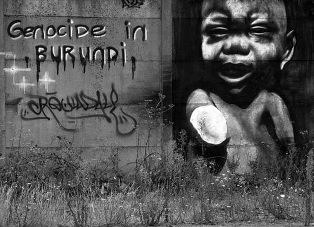 1972 and 1993:  Burundi (Genocide)