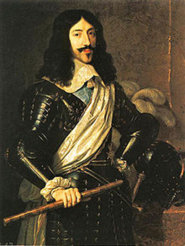Louis XIII of France.