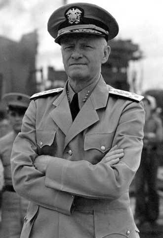 Chester W. Nimitz was born.