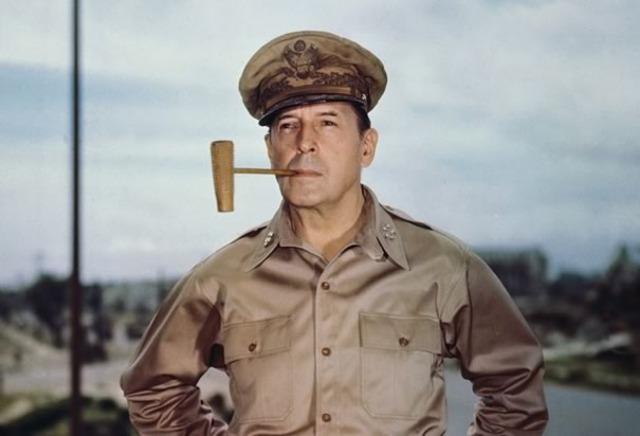 Douglas MacArthur was born.