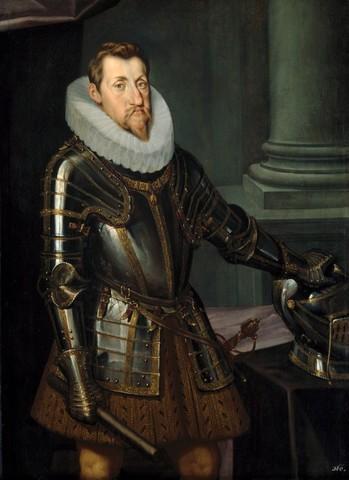 Ferdinand II of Central Europe.
