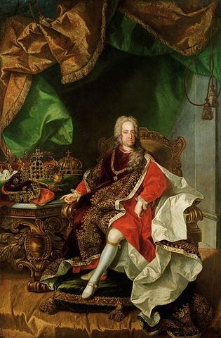 Charles VI of Central Europe.