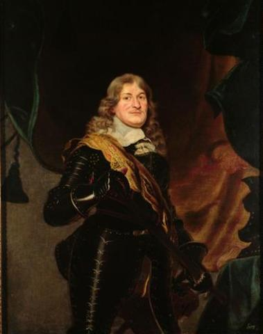 Frederick WIlliam (TGE) of Central Europe.