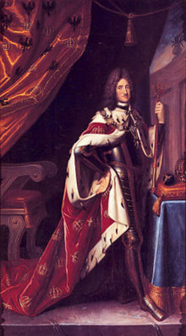 Frederick I of Central Europe.
