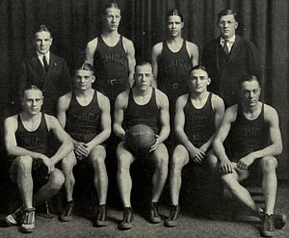 The First Competitive Leagues.