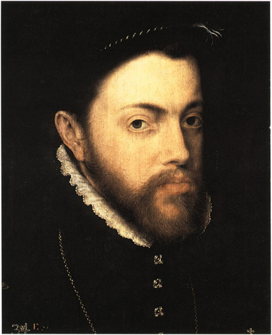 Philip the II of Spain