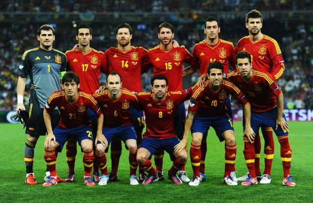Spain Champions