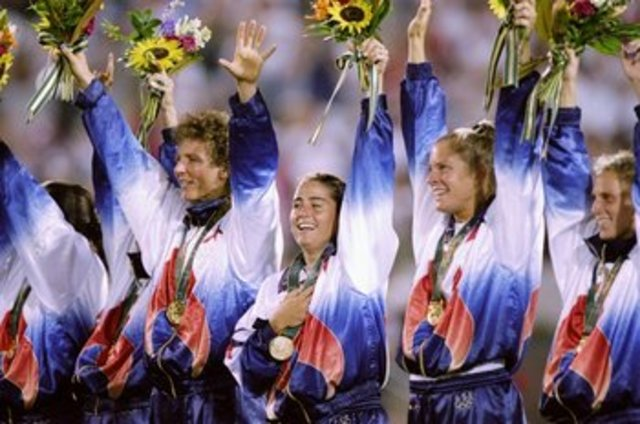 Womans Olympics