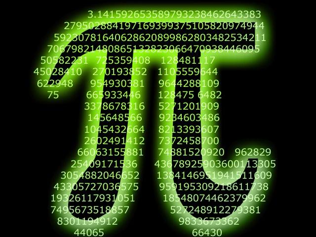 Ptolemy created Pi.
