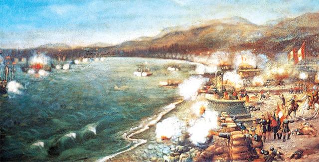 Guerra con Perú