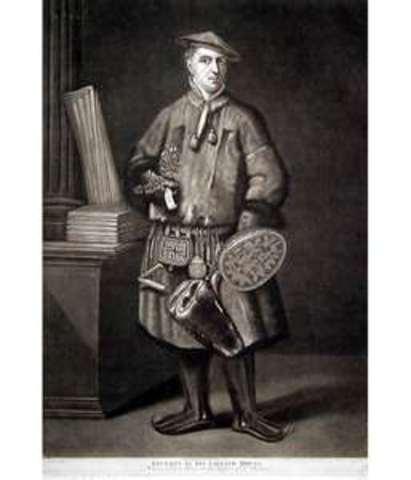 Linneo inventa la taxonomía.