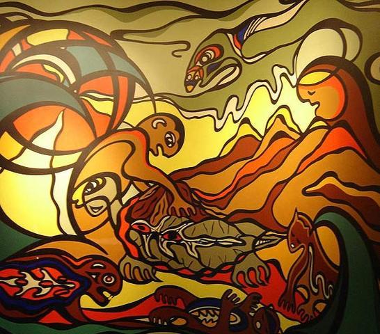 (1901) Aboriginal people denied citizenship.
