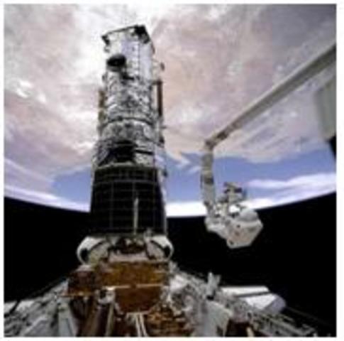 Edwin P. Hubble Space Telescope