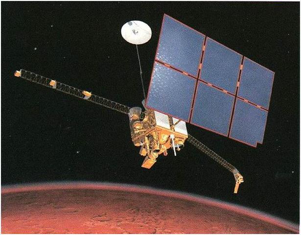 Mars Ovserver