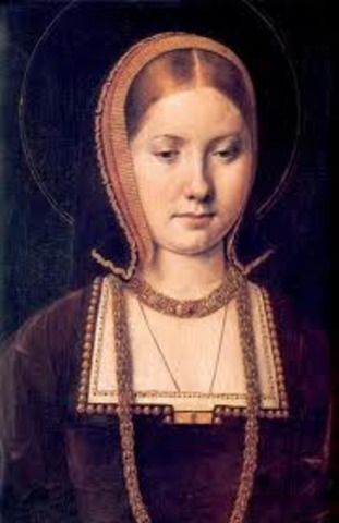 Catherine of Aragon is born