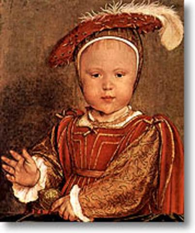 King Henry Child hood