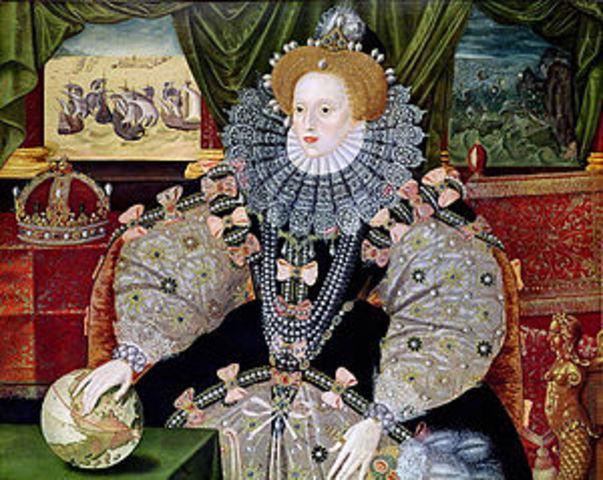 Death of Queen Elizabeth