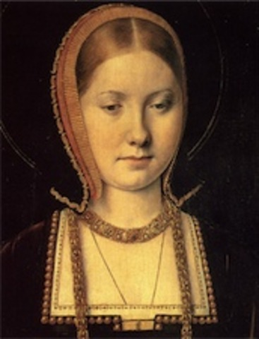 Married Cathrine of Aragon