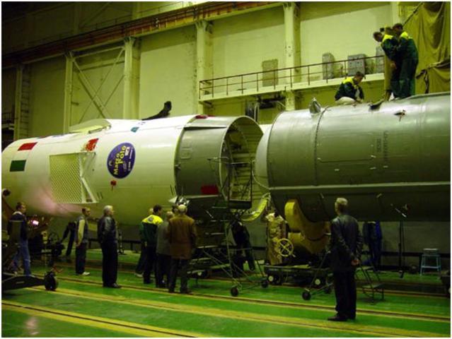 Soyuz TM25