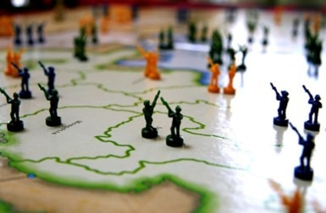 Multiple Front War