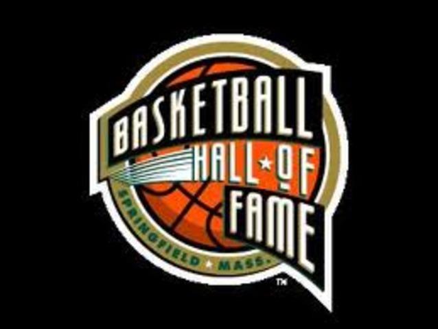 Naismith Memorial Basketball Hall of Fame was opened...