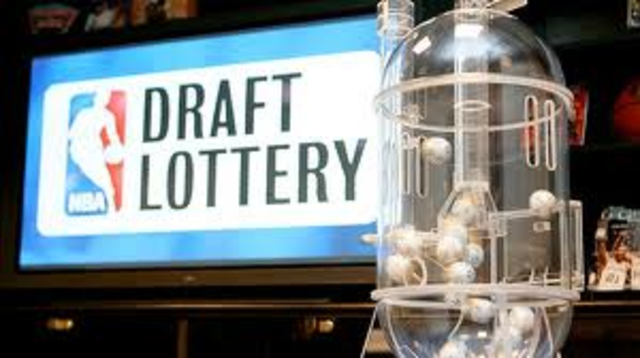The 1st NBA Lottery occured...