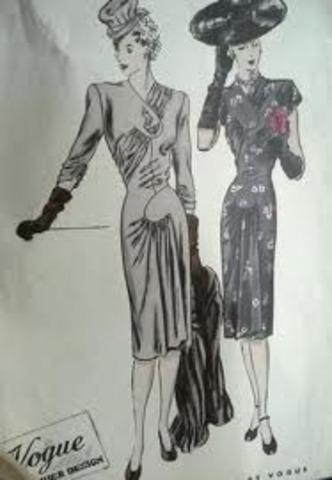Postwar Fashion