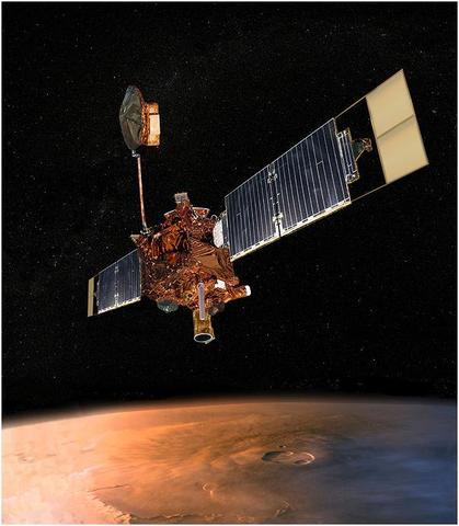 2001 Mars Odessey