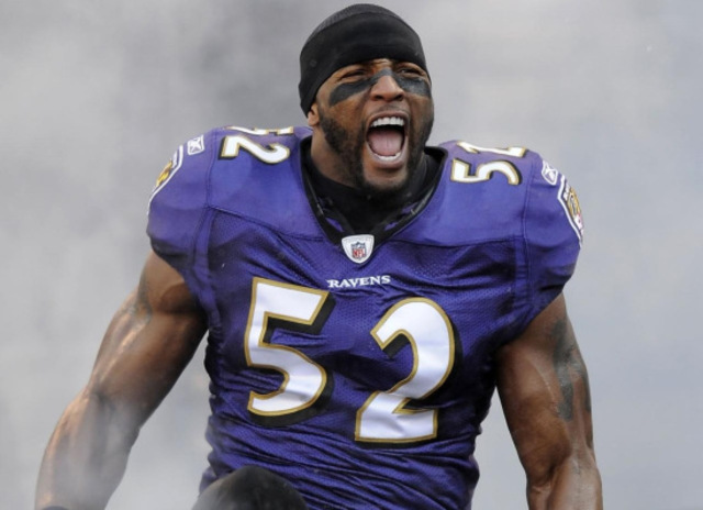 Hall of fame Ray lewis