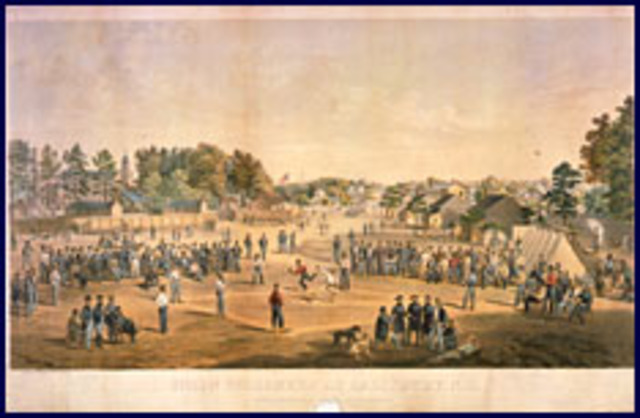 The First Baseball Convention