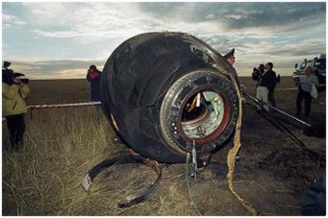 Soyuz TM29