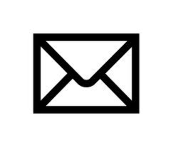 The first email messages are sent.