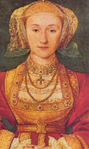 King Henry VIII Marys Anne of Cleves