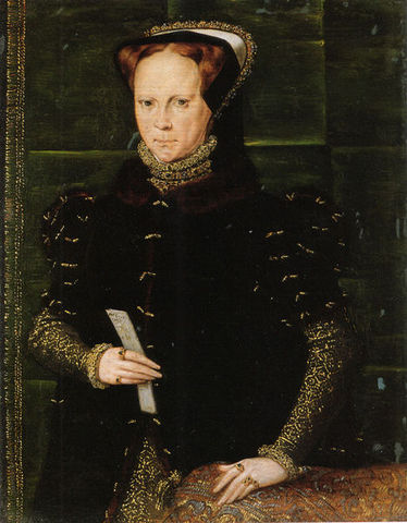 Queen Mary I is Born
