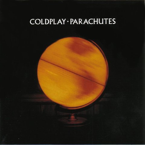 First album - Parachutes