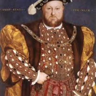 Henry VIII Reformation  timeline