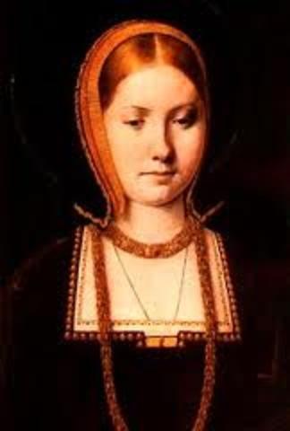 Catherine of Aragon Divorces Henry VII
