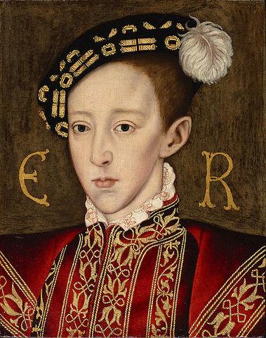 Edward VI was born