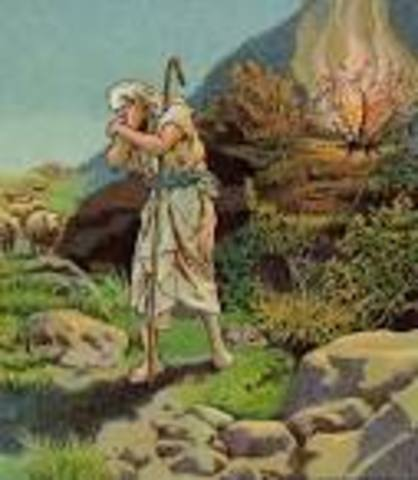 Moses' Call from God to Lead God's People: Exodus 3-6